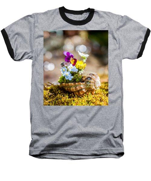 Patterns In Nature Baseball T-Shirt