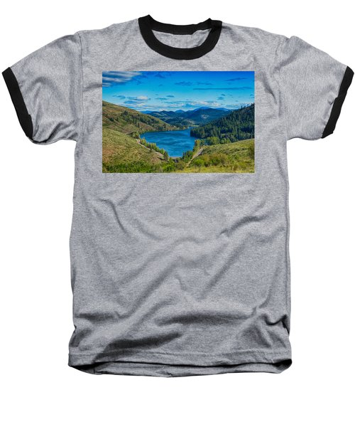 Patterson Lake In The Summer Baseball T-Shirt