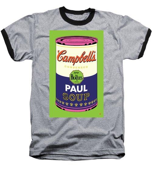 Paul Baseball T-Shirt