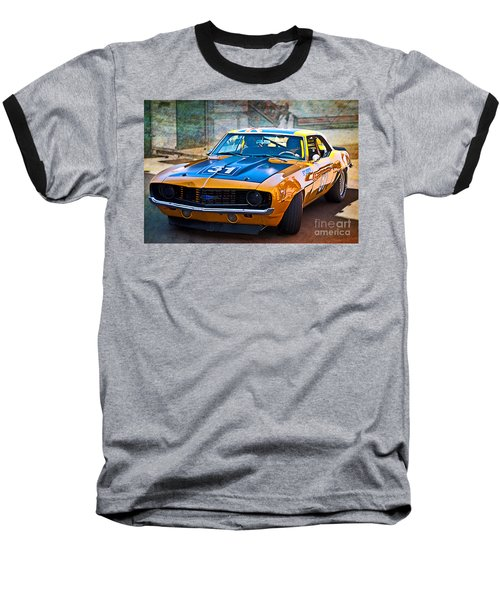 Paul Stubber Camaro Baseball T-Shirt