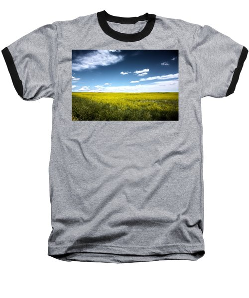 Pawnee Grasslands Baseball T-Shirt