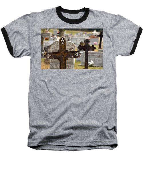Paying Respect Baseball T-Shirt