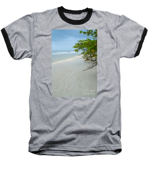 Peace And Quiet On Sanibel Island Baseball T-Shirt