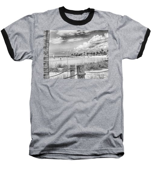 Baseball T-Shirt featuring the photograph Peace by Howard Salmon