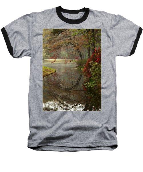 Peace In A Garden Baseball T-Shirt