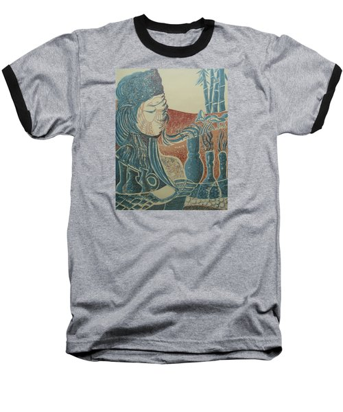 Peace Inside Us Baseball T-Shirt