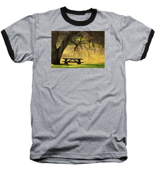 Baseball T-Shirt featuring the photograph Peace  by Rima Biswas