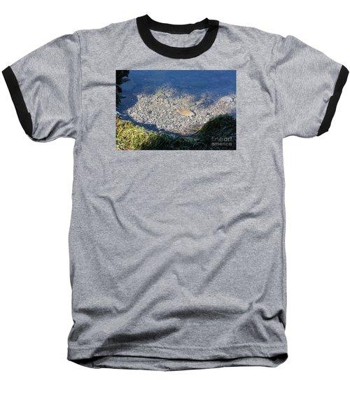 Peaceful Bay Baseball T-Shirt