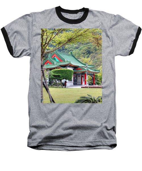 Peaceful Easy Taiwan Baseball T-Shirt