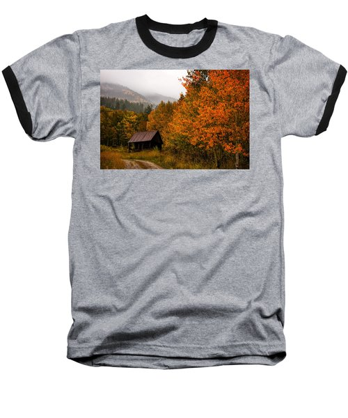 Baseball T-Shirt featuring the photograph Peaceful by Ken Smith