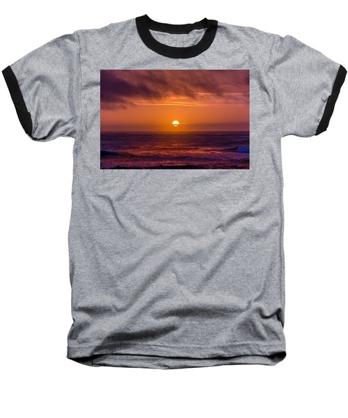 Peaceful Morning Baseball T-Shirt