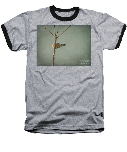 Peaceful Perch Baseball T-Shirt