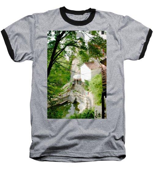 Peaceful Spot In China Baseball T-Shirt