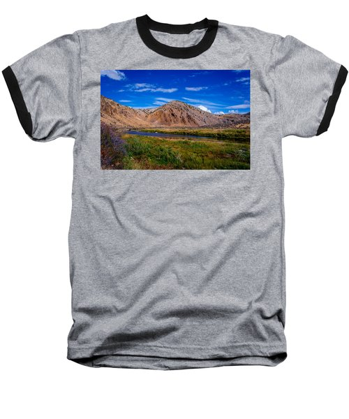 Peaceful Valley Baseball T-Shirt