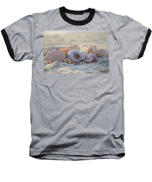 Peaceful Whispers Baseball T-Shirt