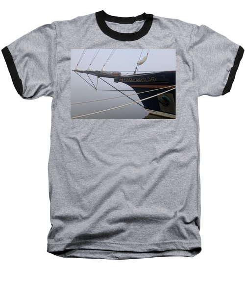 Baseball T-Shirt featuring the photograph Peacemaker by Julia Wilcox