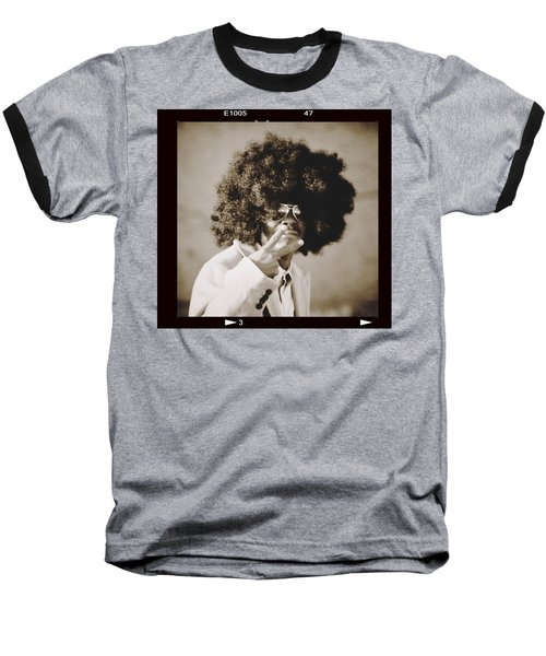 Baseball T-Shirt featuring the photograph Peaceman by Alice Gipson