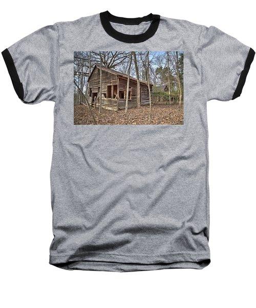 Peak Ruins-1 Baseball T-Shirt