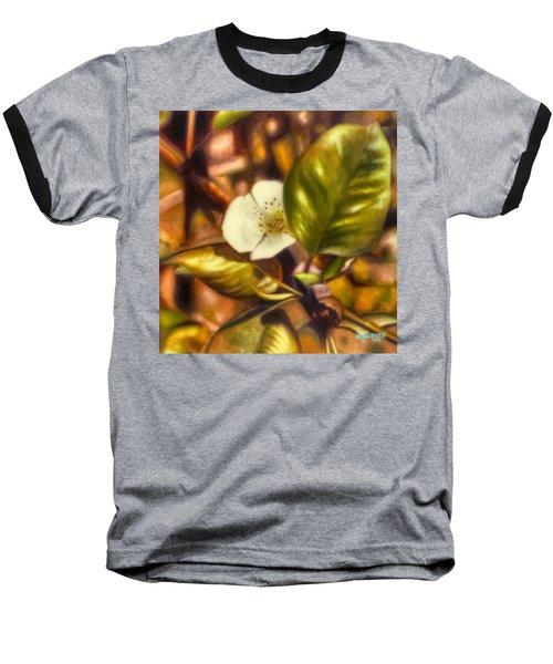Pear Blossom Baseball T-Shirt