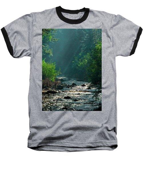 Pecos River Spring Baseball T-Shirt