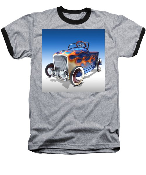 Peddle Car Baseball T-Shirt