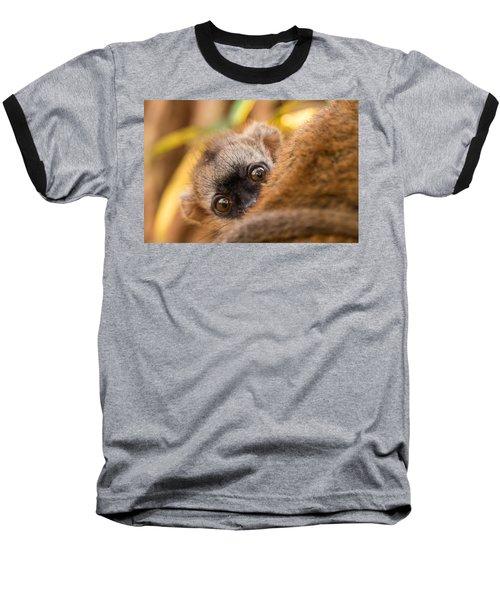 Peekaboo Baseball T-Shirt
