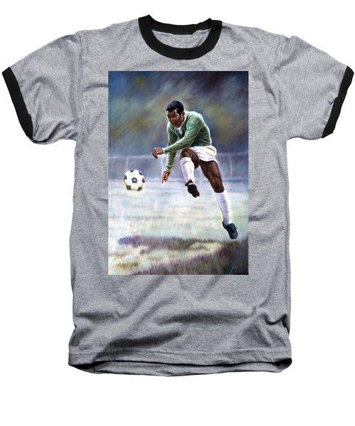 Pele Baseball T-Shirt