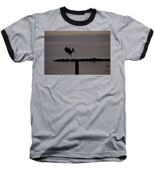 Pelican Landing Baseball T-Shirt