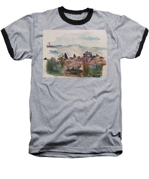 Pelican Point Baseball T-Shirt