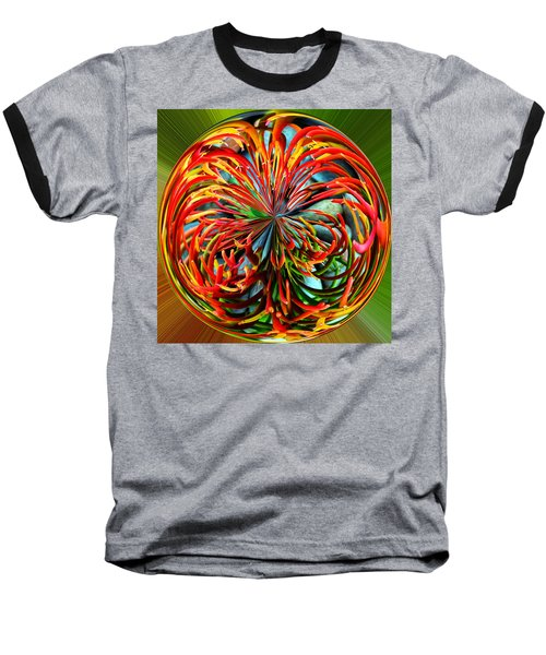 Pencil Tree Ball Baseball T-Shirt