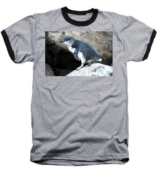 Penguin Baseball T-Shirt