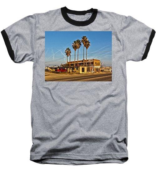 Baseball T-Shirt featuring the photograph Penny Bar Mckittrick California by Lanita Williams