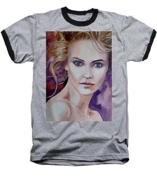 Raw Beauty Baseball T-Shirt