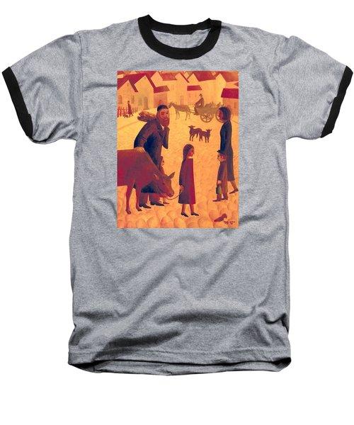 People Of Derbent Baseball T-Shirt