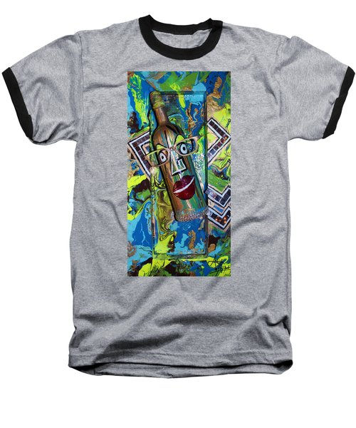 Perception 4  Baseball T-Shirt