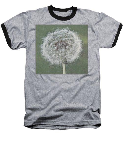 Perfect Dandelion Baseball T-Shirt