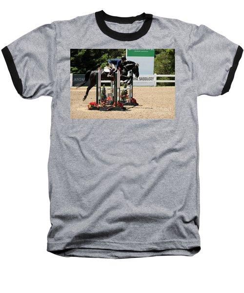 Perfect Form Jumper Baseball T-Shirt