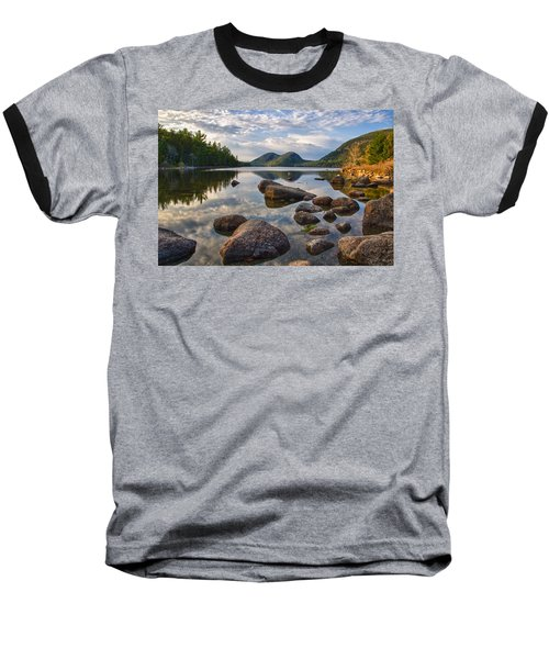 Perfect Pond Baseball T-Shirt