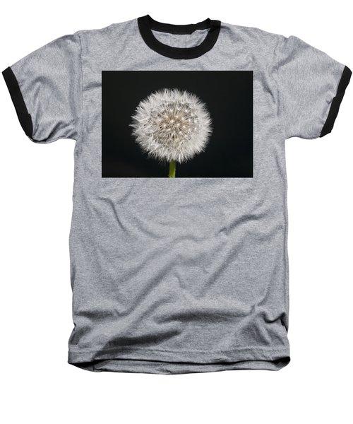Perfect Puffball Baseball T-Shirt by Richard Thomas