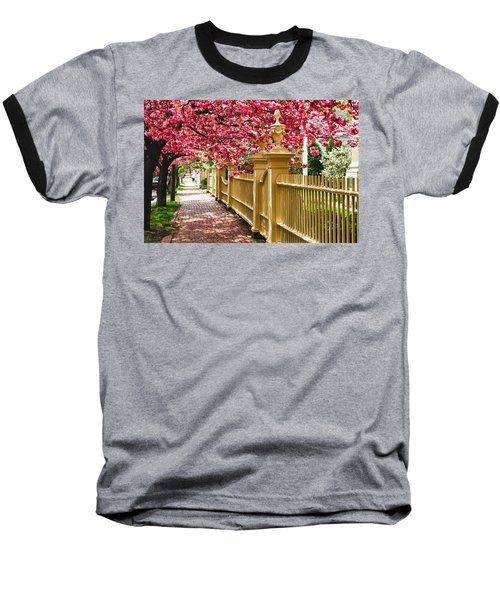 Perfect Time For A Spring Walk Baseball T-Shirt