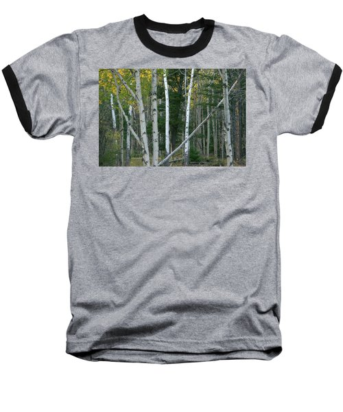 Perfection In Nature Baseball T-Shirt