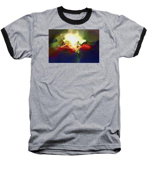 Performance Baseball T-Shirt by Richard Thomas