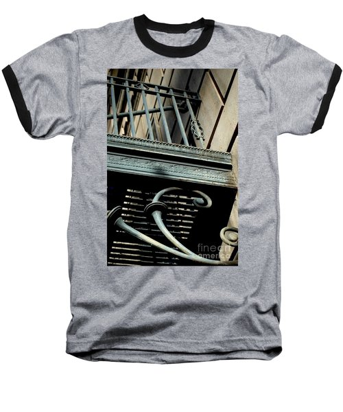 Baseball T-Shirt featuring the photograph Perspective by Christiane Hellner-OBrien