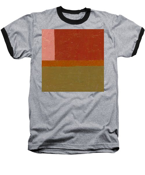 Perspective In Color Collage 12 Baseball T-Shirt