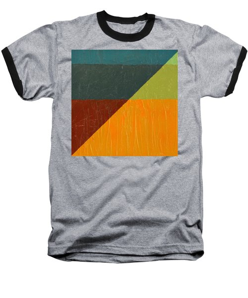 Perspective In Color Collage 4 Baseball T-Shirt