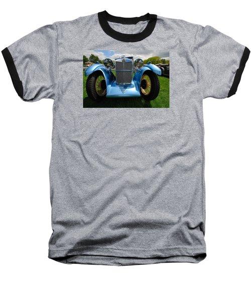 Perspective M G Magna Baseball T-Shirt by John Schneider