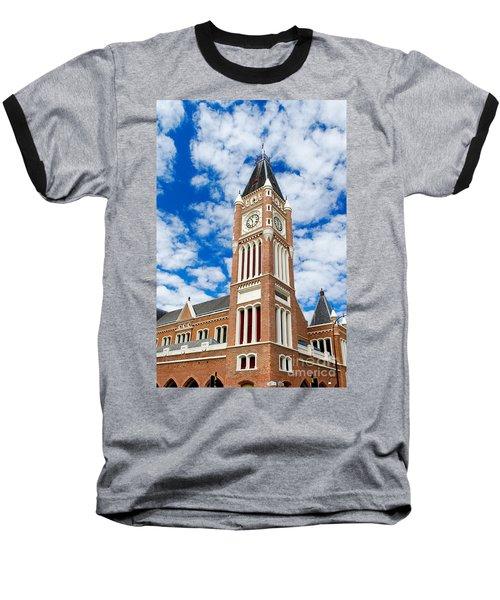 Perth Town Hall Baseball T-Shirt