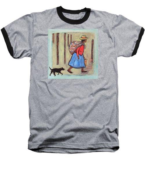 Peru Impression I Baseball T-Shirt by Xueling Zou