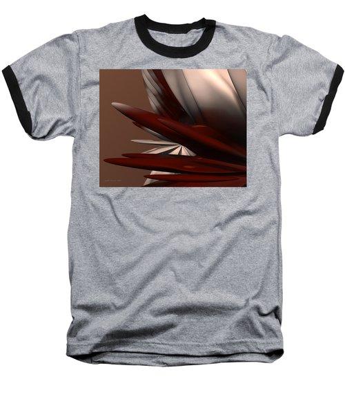 Petals And Stone 2 Baseball T-Shirt