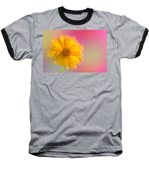 Petals Of Sunshine Baseball T-Shirt